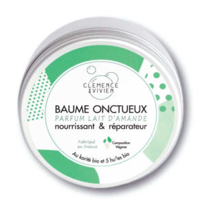 Baume Corporel Multiusages Lait d'Amande 150ML