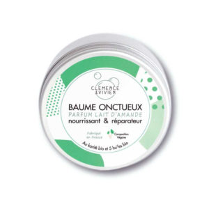 Baume Corporel Multiusages Lait d'Amande 50ML